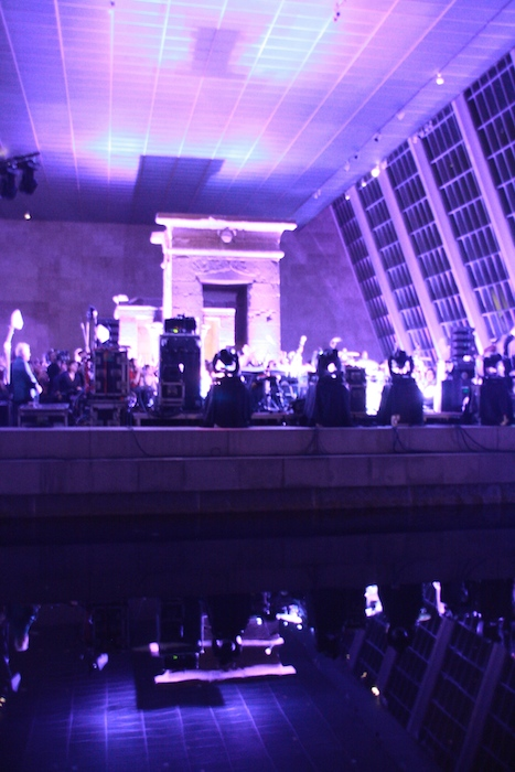 (Interpol at The Met -- photo credit: Mary Alice Franklin)